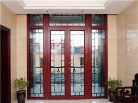 声望好的铝木门窗十大品牌