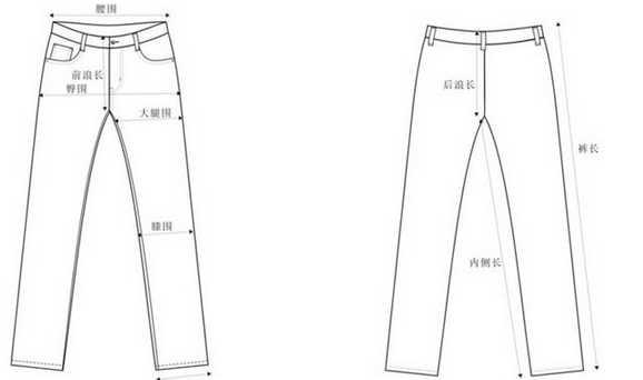 我国十大男裤品牌排行榜前十名