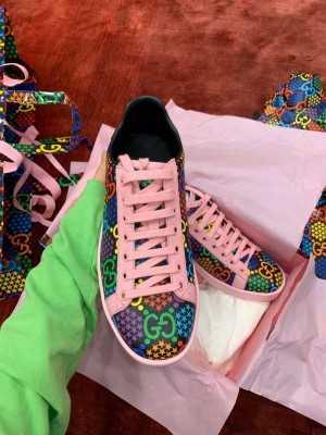 古驰老爹鞋小白鞋货源,正品高端品质潮牌鞋子!