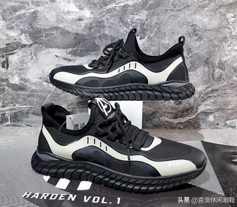 运动鞋得这么搭配,提升你的个人气质